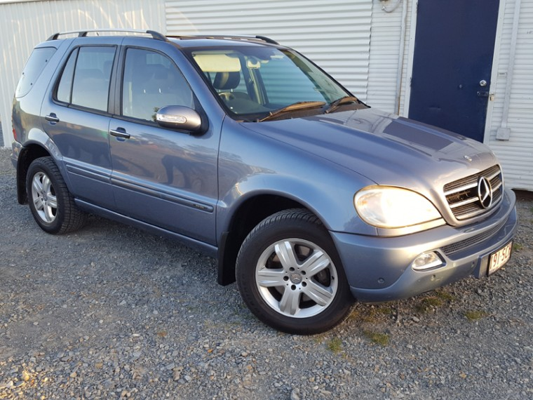 luxury automatic 4x4 7 seat mercedes benz ml350 2005 for