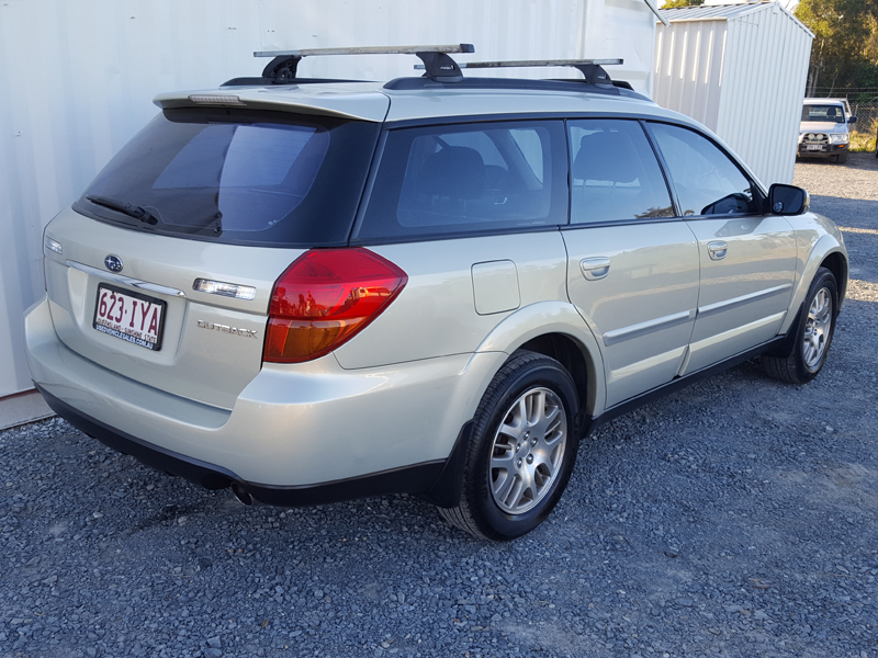 Sold Automatic 4 Cylinder Subaru Outback Awd Auto Wagon 2005 Used Vehicle Sales