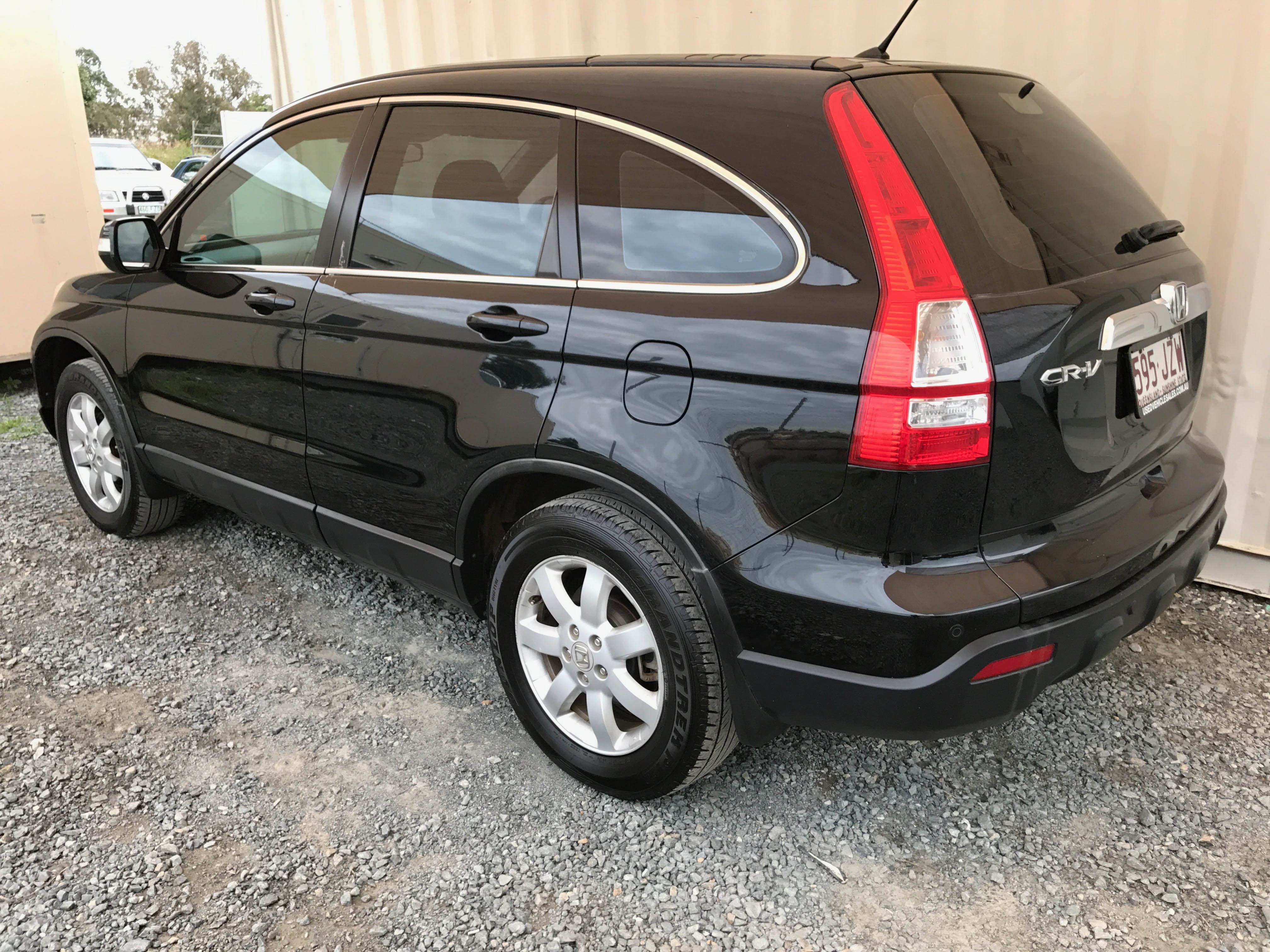 sold automatic 4x4 suv honda cr v 2007 used vehicle sales. Black Bedroom Furniture Sets. Home Design Ideas